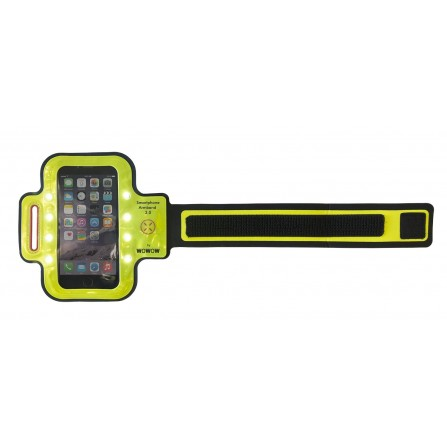 Smartphone armband 3,0 avec LEDS
