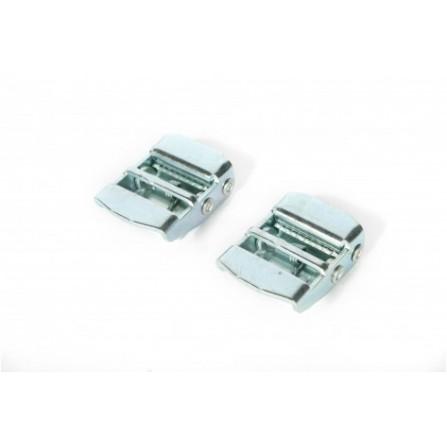 2 boucles métal - PV Coffre universel