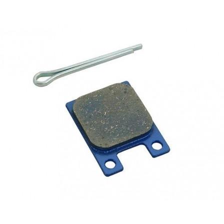 Plaquette frein organique DBP-05 pour HOPE open/closed 2-piston Pro / Sport