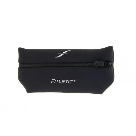 Pochette additionnelle Fitletic pour lunettes noire