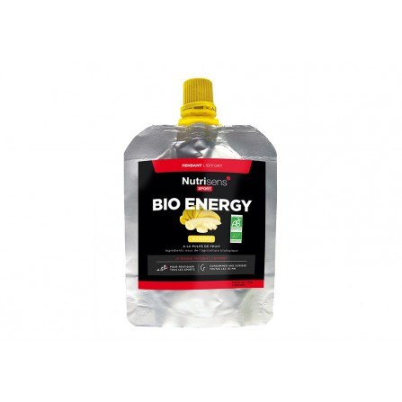 Gel BioEnergy banane gourde de 70g