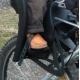 Protection jambes - Footguard porte-bb Kiss sleepy - paire