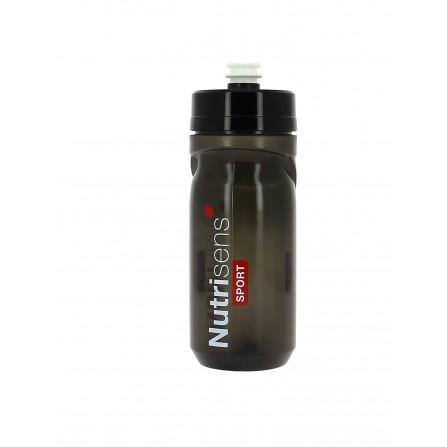 Bidon 600 ml Nutrisens Sport noir