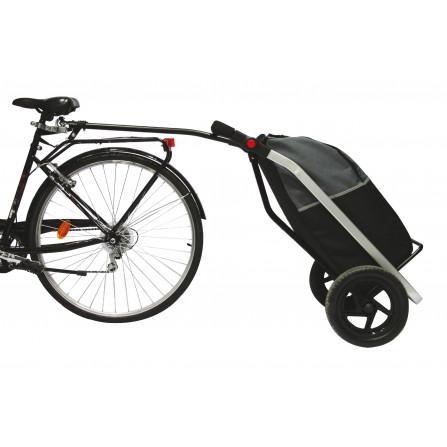 Shopping Trailer compatible e-bike