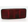 Set catadioptre rouge marqué Z & K compatible toute remorque HAMAX