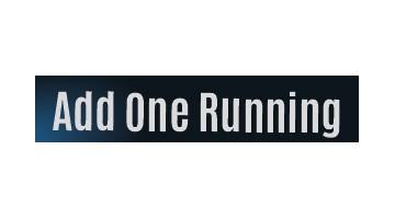 Add One Running