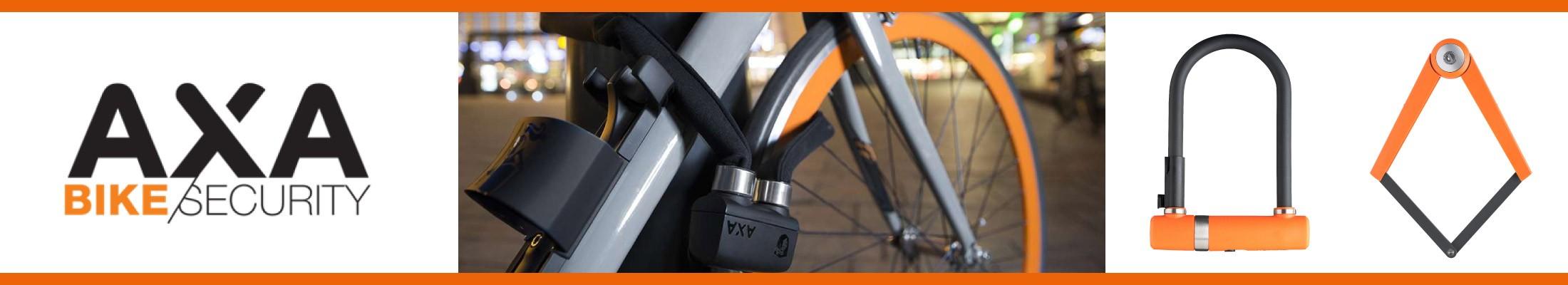 Découvrez l'ensemble de nos antivols Axa, Luma sur Bike Original.com