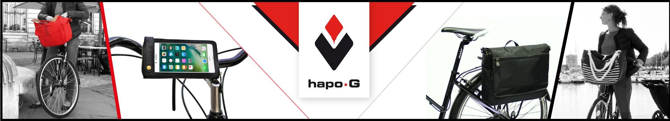 Découvrez la nouvelle bagagerie urbaine 2018 de la marque HAPO G